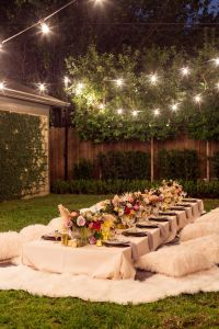 25+ best ideas about Backyard Party Decorations on ...
