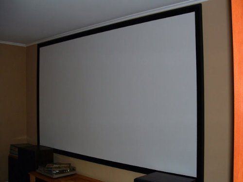 Carls Blackout Cloth Diy Projector Screen Raw Material
