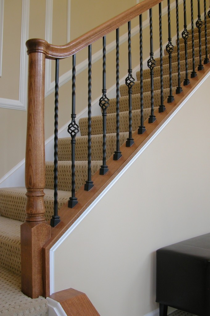shaker style sofa plans small bed 14 best images about ideas for my staircase remodel on ...