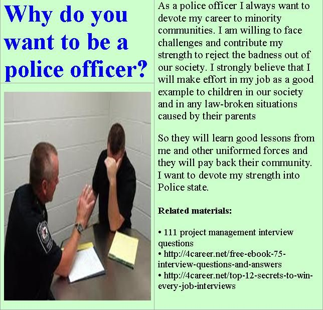Best 25 Police officer resume ideas on Pinterest  Commonly asked interview questions It