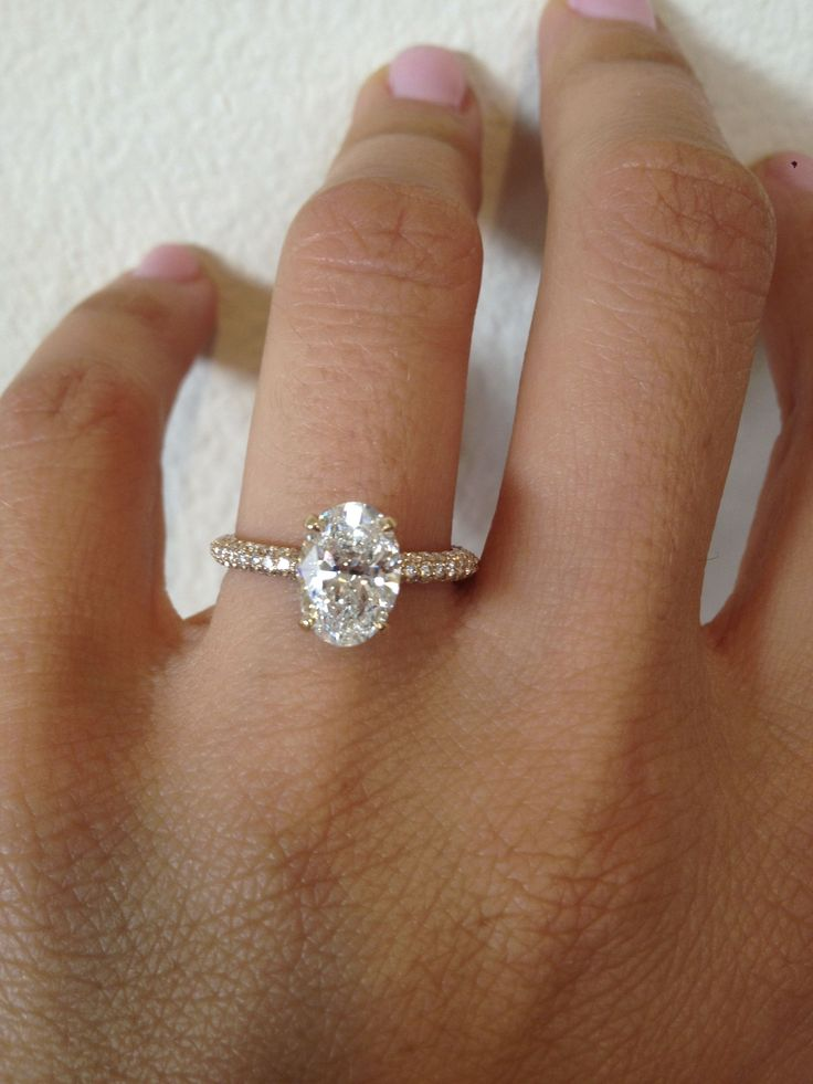 17 Best Ideas About Oval Diamond On Pinterest Engagement