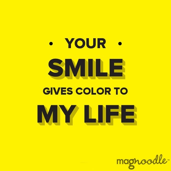 Smile Often Laugh Much Quote