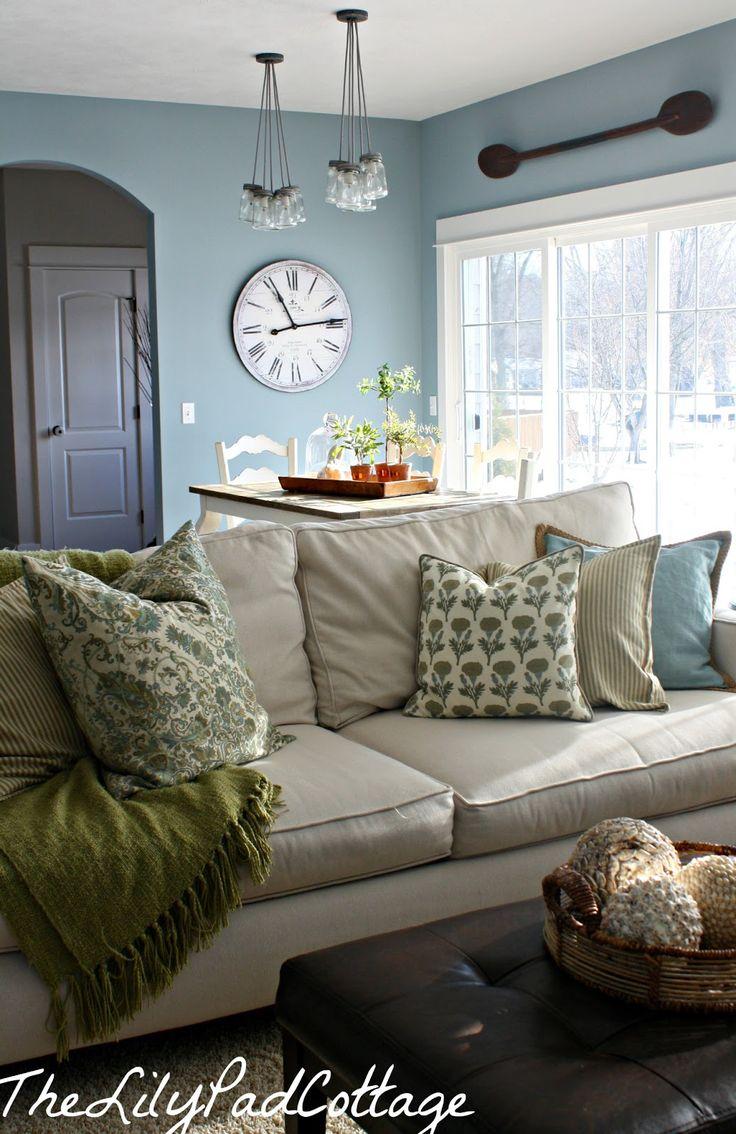 25 best Living Room Colors ideas on Pinterest  Living room paint colors Wall colors and Room