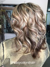 25+ Best Ideas about Brown Blonde Highlights on Pinterest