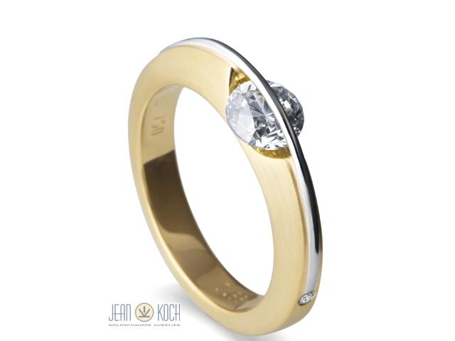 Platin Iridium Ring