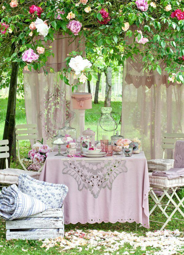 33 Best Images About Garden Party On Pinterest Gardens Runners