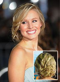 25 Best Ideas About Prom Hair Styles For Strapless Dresses On