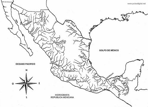 17 Best images about Mexico;sus mapas y croquis on