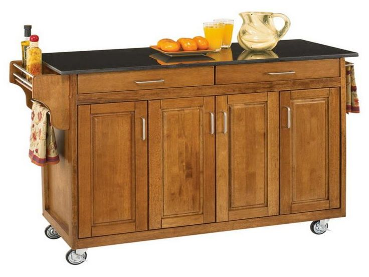 25 best ideas about Moveable Kitchen Island on Pinterest