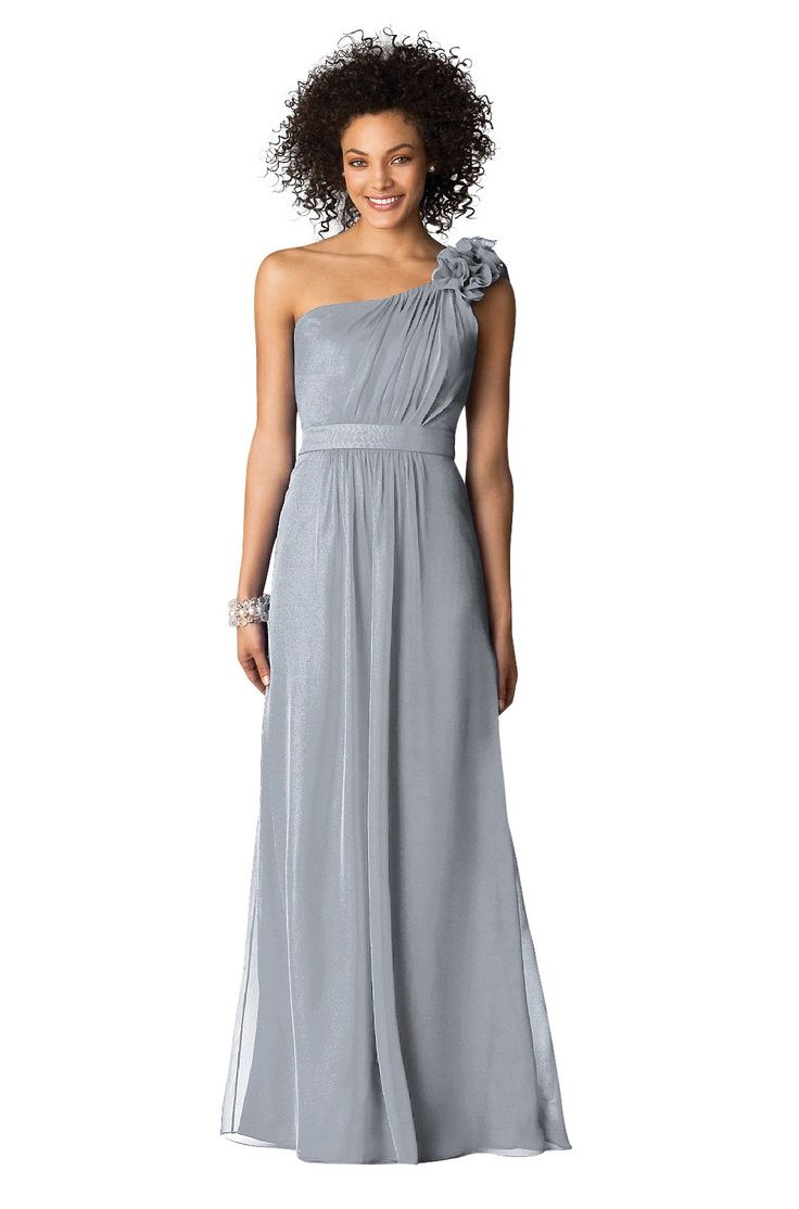 Best 25+ Grey bridesmaid gowns ideas on Pinterest