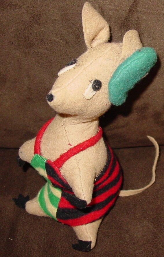 1000 images about VINTAGE VINYL  STUFFED TOYS on