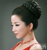 traditional chinese hair styles