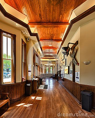 17 Best Images About Train Depot Restoration On Pinterest
