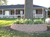 17 Best images about Retaining Wall around Trees on ...