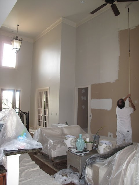 Baby Fawn Greyblue Paint Color Paint Colors Pinterest