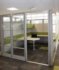 17 Best images about Office Cubicles with Doors | Cubicles ...