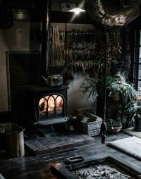 Gothic Living Room Decor