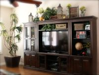 17 Best images about ENTERTAINMENT CENTER IDEAS on ...