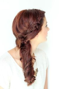 1000+ ideas about Side Braid Tutorial on Pinterest