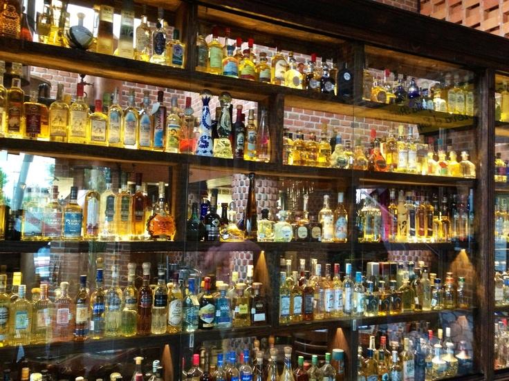 525 Marcas De Tequila Restaurante La Tequila