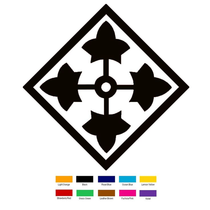 25+ best ideas about 4th Infantry Division on Pinterest