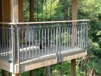The 25+ best ideas about Aluminum Deck Railing on