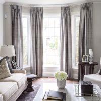 25+ best ideas about Bay window treatments on Pinterest