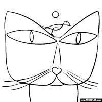 Paul Klee   Cat and Bird   ARTISTA PAUL KLEE   Pinterest ...