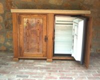 outdoor refrigerator cabinets - Google Search | Cabinets ...