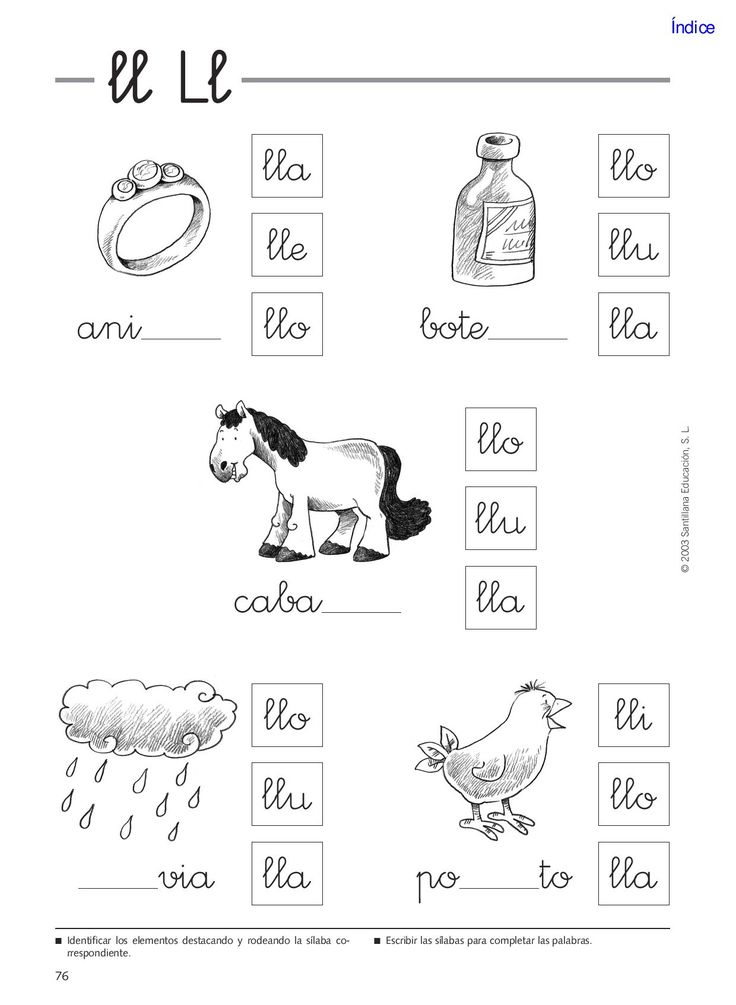 17 Best images about 03.-Lectoescritura fichas on