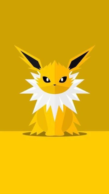 Iphone X Nerdy Wallpapers Jolteon Wallpaper Pok 233 Mon Pinterest Posts And Wallpapers