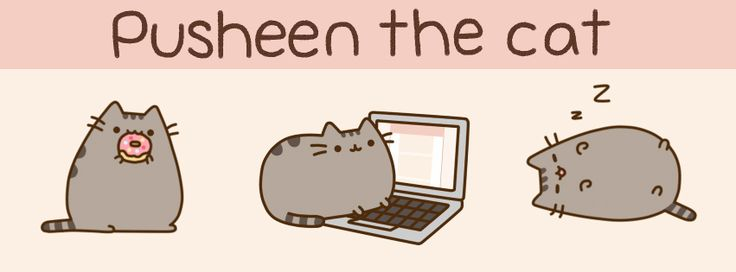 Cute Animals Playing Soccer Wallpaper Pusheen Portada Buscar Con Google Pusheen The Cat