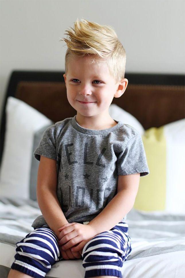 25 Best Ideas About Little Boy Hairstyles On Pinterest Boys