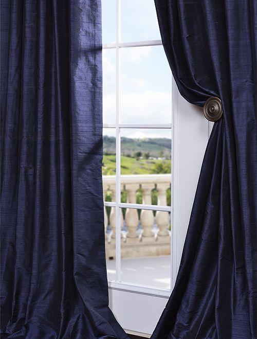 25 Best Ideas About Silk Drapes On Pinterest Luxury Curtains