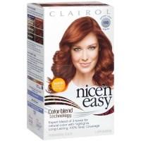 Clairol Nice'N Easy Hair Dye in 110 Natural Light Auburn ...