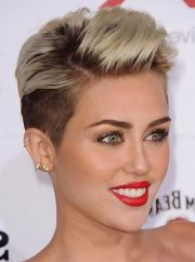 short undercut hairstyles women