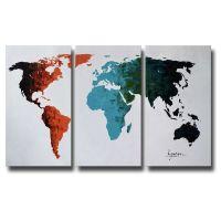 25+ best ideas about 3 Piece Canvas Art on Pinterest ...