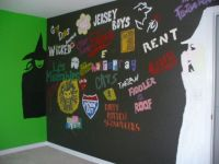 Wicked themed bedroom. Wicked Broadway Musical | bedroom ...