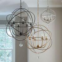 25+ best ideas about Orb chandelier on Pinterest
