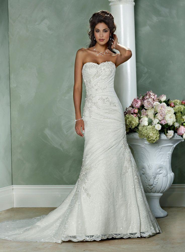 Best 25 Slim wedding dresses ideas on Pinterest  2015