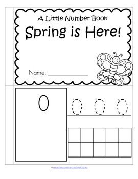 78+ images about preschool number lessons on Pinterest