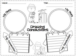 21 best images about Teaching Reading: Drawing Conclusions