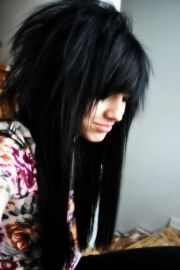 emo hair cuts front 83