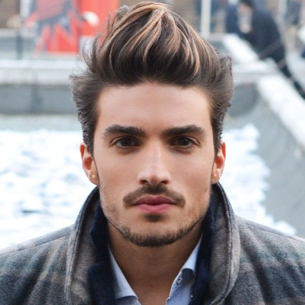 76 Best Images About Men's Hair On Pinterest Men's Hairstyle