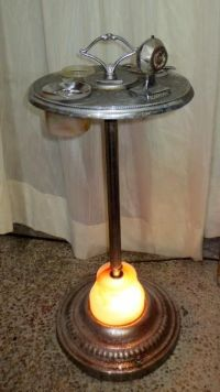 17 Best images about antique smoking stands on Pinterest ...