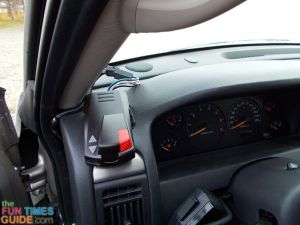 DIY electric brake controller tips to wire electric trailer brakes photo by Curtis at