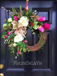 17 Best ideas about Summer Door Wreaths on Pinterest ...