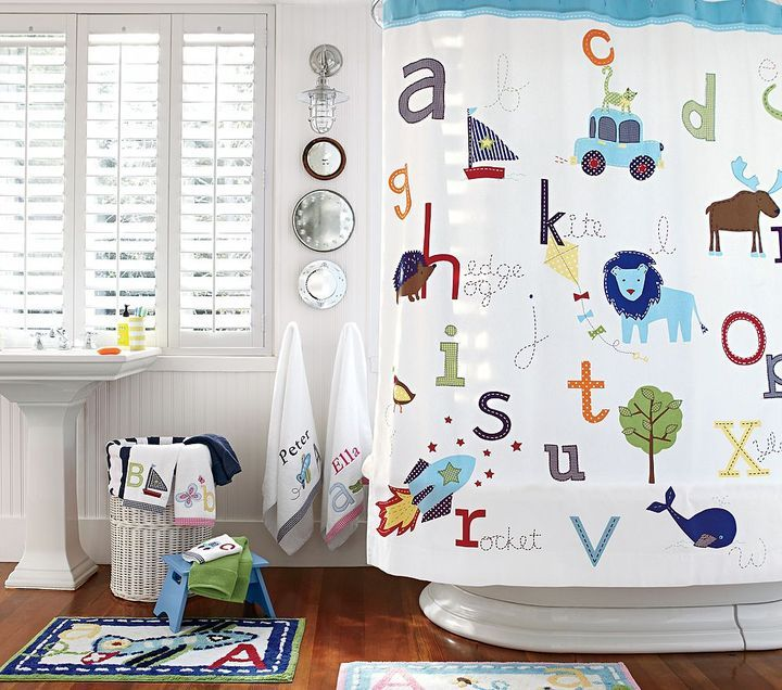 25 Best Ideas About Kids Shower Curtains On Pinterest Shower