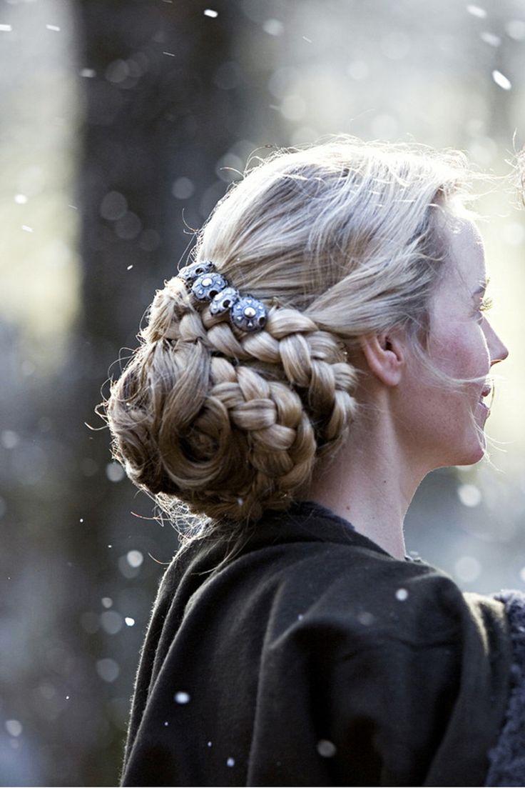 Best 25 Medieval Hairstyles Ideas On Pinterest