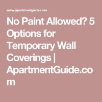 1000+ ideas about Temporary Wall Covering on Pinterest ...